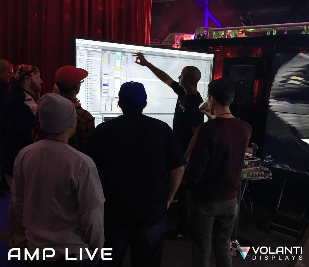 Amp Live AbletonLive