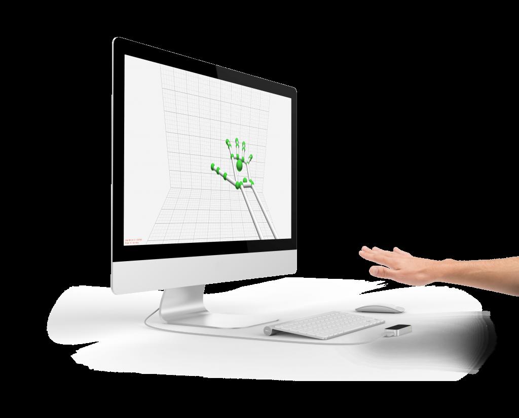 Leap Motion V2 software