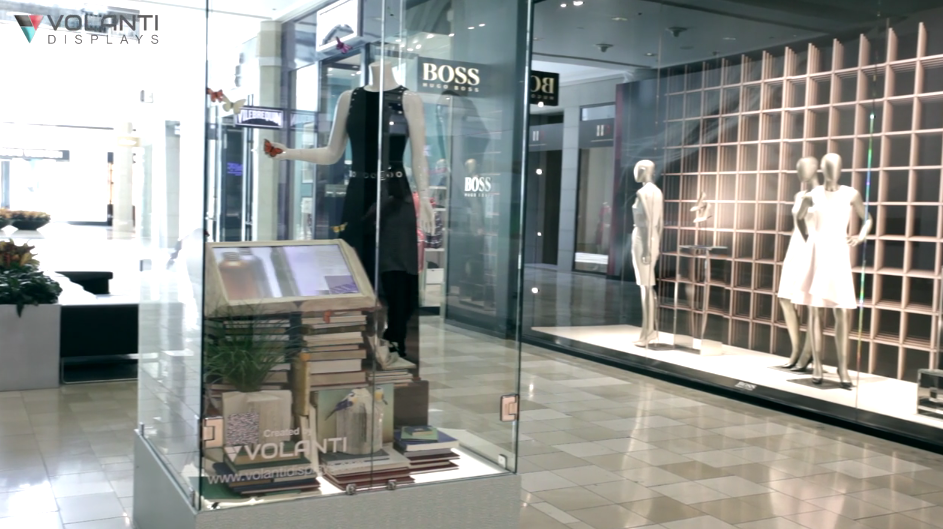 Michael Kors Retail Window